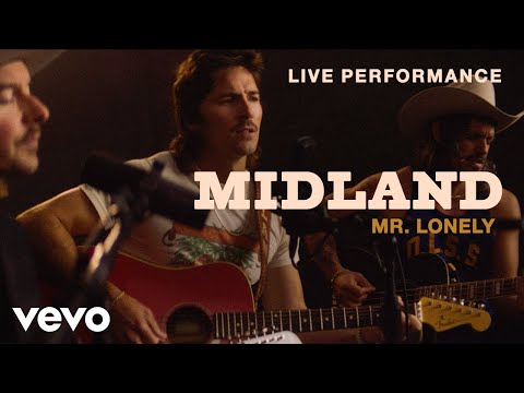 Mr. Lonely (Live @ Vevo)