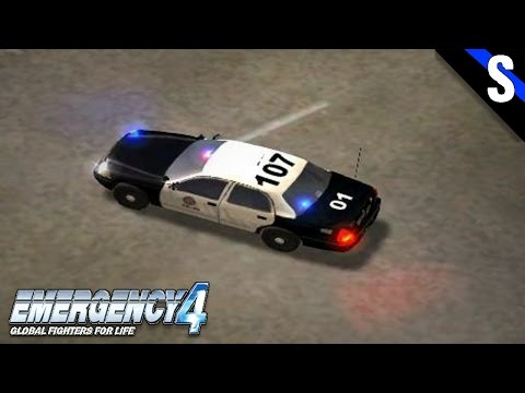 Emergency 4 #48 Los Angeles Mod v2.1