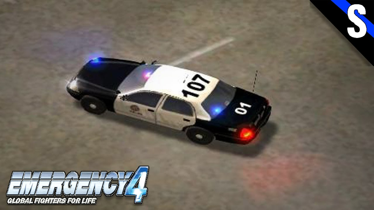 Emergency 4 #48 Los Angeles Mod v2 1