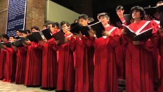 Coro de Varones del CNM - Ave Maria (Dante Andreo)