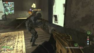 MP5 MOAB MW3 Seatown Domination - Learning Maps