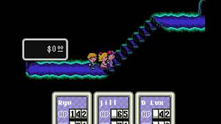 Ryu Plays Earthbound Part 22 - Heading Through A Cave