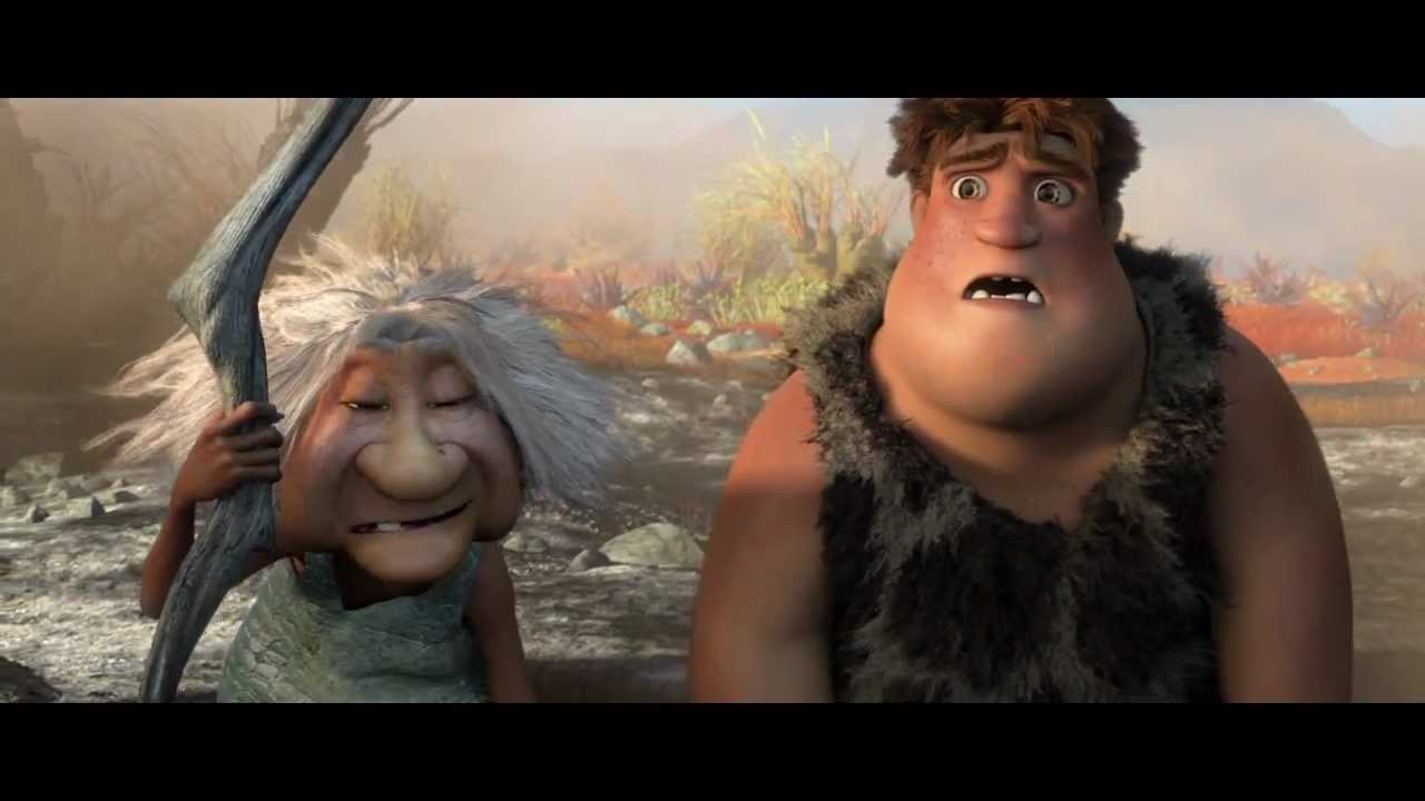The Croods | Official Trailer 2 HD | 20th Century FOX