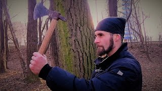How to Throw a Tomahawk (For Beginners-Step By Step) | One Rotation