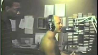 KBEQ Q-104 Kansas City Chuck Nasty THE NASTYMAN 1988 California Aircheck Video