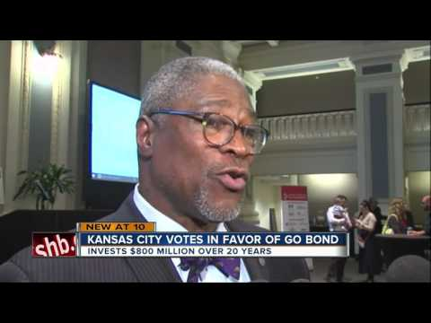 Go Bond initiative passes in Kansas City