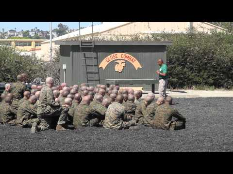 Recruit Training  - Week 1