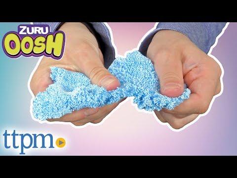 Oosh Fun Foam Glow! from Zuru