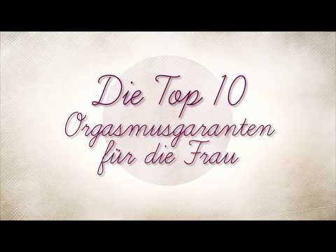Die Top 10 Stellungen für den Orgasmus der Frau