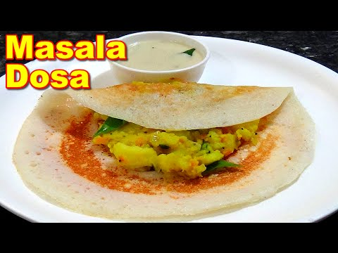 Masala dosa recipe in tamil youtube forumfinder
