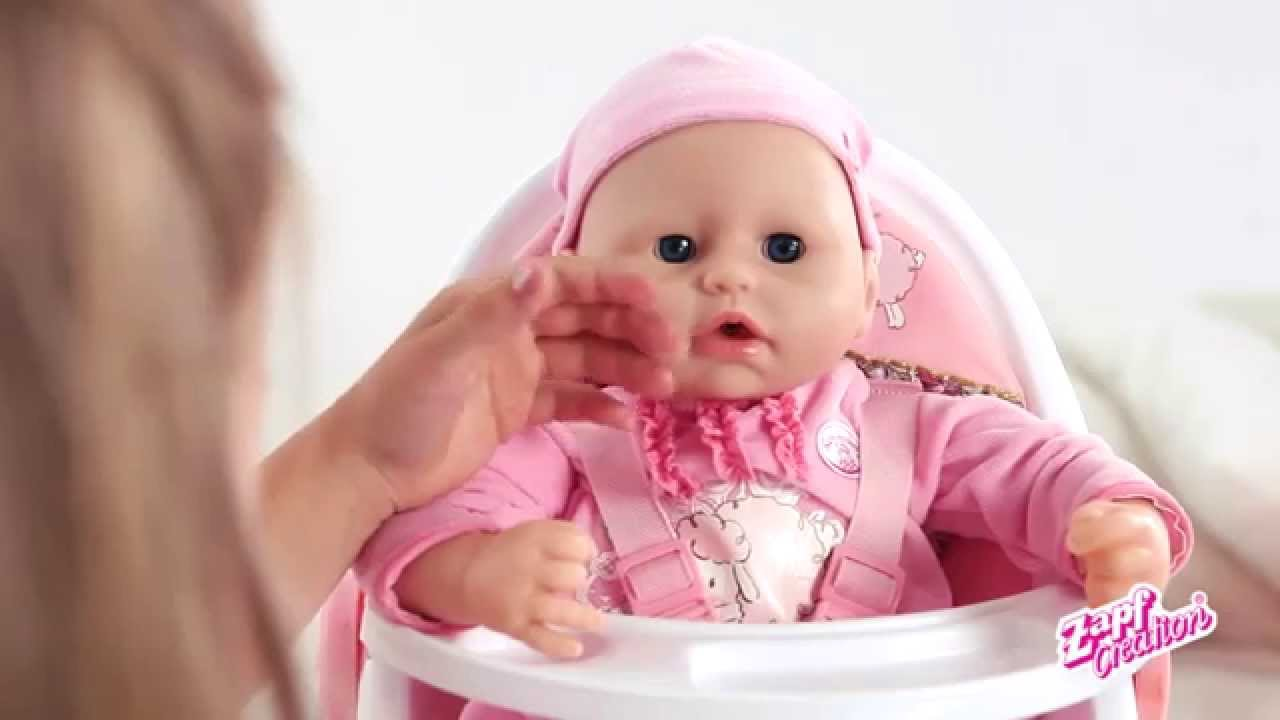 BABY born Интерактивные аксессуары - YouTube