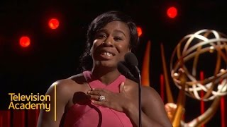 Emmys 2015  Uzo Aduba Wins Outstanding Supporting Actress In A Drama Series