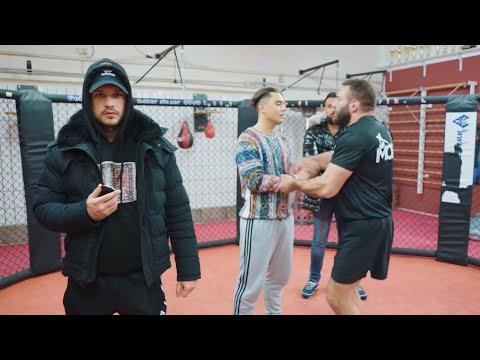 Die Gangster Schule | Talha mit Slavik