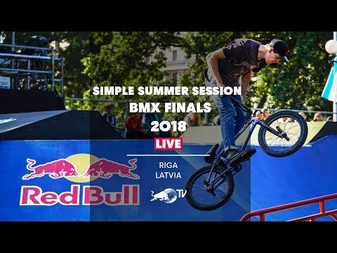 BMX FINALS - Simple Summer Session in Riga, Latvia LIVE