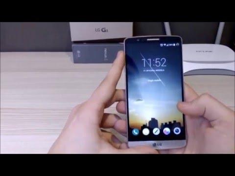 LG G3 - 6.0 marshmallow Recenzja + etui LG QuickCircle