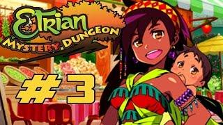 Etrian Mystery Dungeon - Walkthrough Part 3 Quest & Fort [HD]