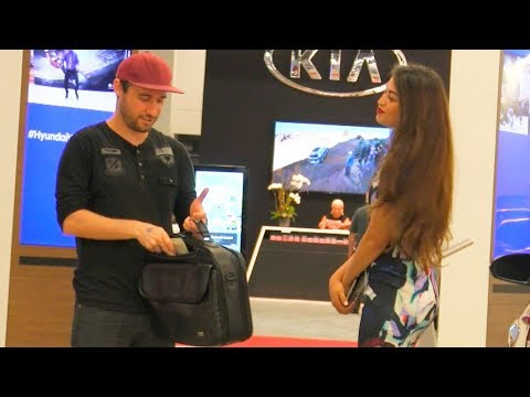 Trying To Spend $100,000 At The Miami Auto Show!!