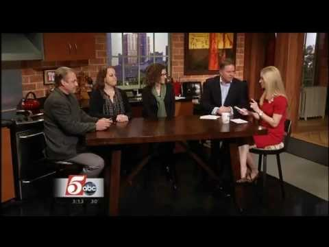 KSTP's Twin Cities Live - Kids, Parents, SnapChat, and Smartphones