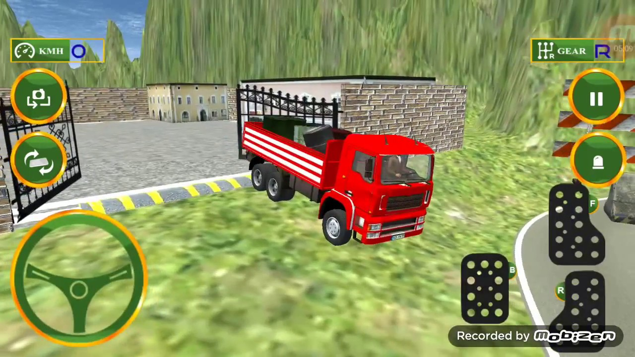 3D Truck Driving Simulator Android Gameplay