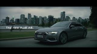 The all-new Audi A6. Time Well Spent. | Audi Centre