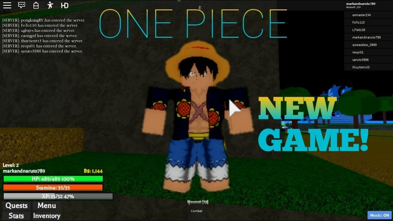 Roblox New Game One Piece Ultimate I Showcase The Map And Npc In Starter Map Youtube
