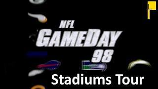 NFL Gameday 98 All Stadiums (4K60FPS)