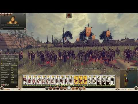 Total War Rome 2 Carthage Campaign Part 44 The White Porcelain throne of Arse