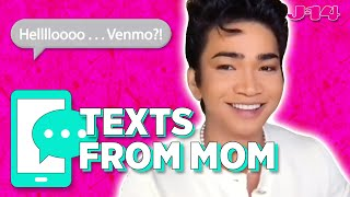 Bretman Rock Reads Texts From Mom