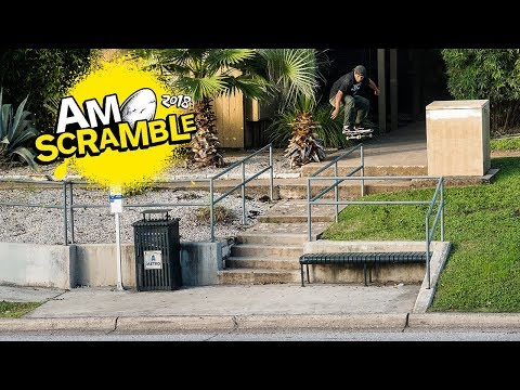 "Rough Cut: Pedro Delfino's ""Am Scramble"" Footage"
