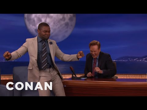 David Oyelowo's Son Just Learned About Sex   CONAN on TBS