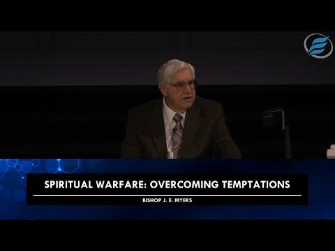 08/04/2021 | Spiritual Warfare | Bishop J. E. Myers