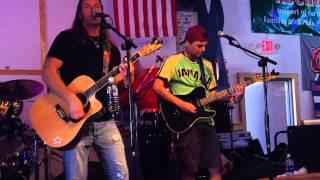 Chris Sacks Band performing Honky Tonk Woman