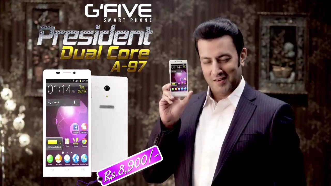 Image result for Gfive A97 President