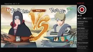 Limited Event Live: Naruto Shippuden Ultimate Ninja Storm 4