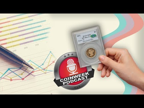 CoinWeek Podcast #88: How the Coin Market Works with Doug Winter - Audio