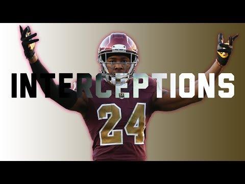 Washington Redskins - Every Interception of 2017