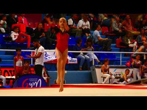 Juliette Certain (2009) - DN2 (10-13ans) - France Equipe 2019