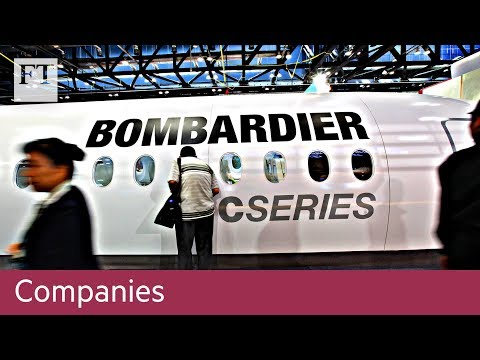 Airbus deal on Bombardier C-Series