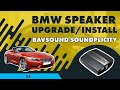 BAVSOUND - Z4 - Soundplicity ONE or Control II / III iPhone Kit Installation Part 1/2 by Bavsound