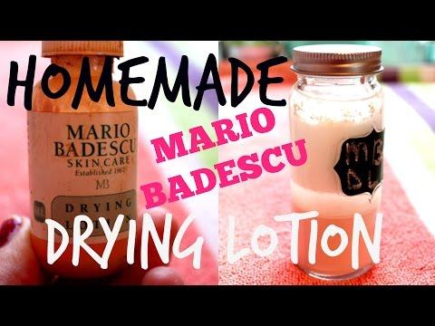DIY: Mario Badescu Drying Lotion