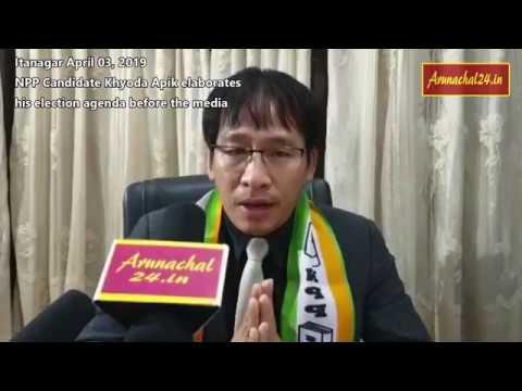 NPP Candidate Khyoda Apik elaborates his election agenda