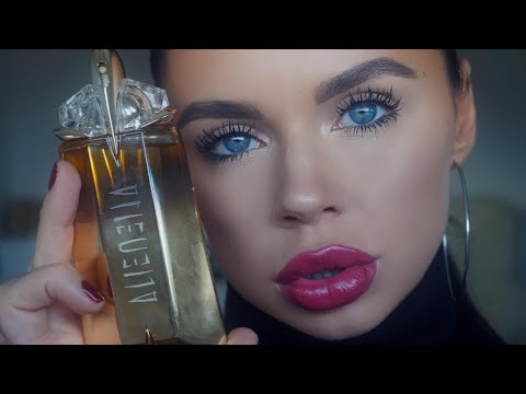 TOP 5 FALL PERFUMES ( Thierry Mugler, Hermes, Mac Cosmetics, Marc Jacobs, Christian Dior)