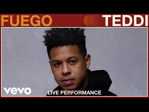 Смотреть клип Fuego - Teddi