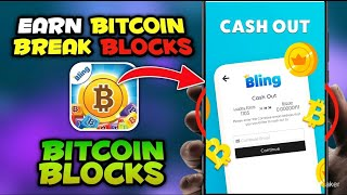 BITCOIN BLOCKS APP! || Paano kumita for FREE Bitcoin? | With Payment Proof (Coinbase)