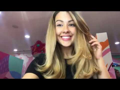 Blow-dry Tutorial Using The GHD Air Hairdryer