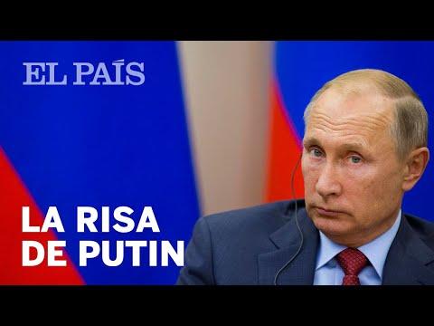 Download Youtube: El ataque de risa de Putin | Internacional