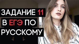 ЗАДАНИЕ 11 В ЕГЭ ПО РУССКОМУ // ОРФОГРАФИЯ