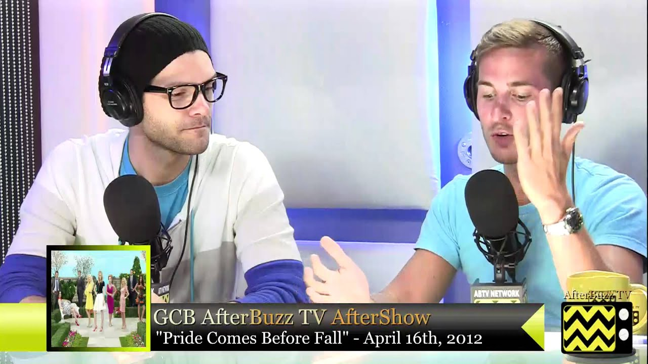 """Download GCB After Show Season 1 Episode 8 """" Pride Comes Before a Fall 