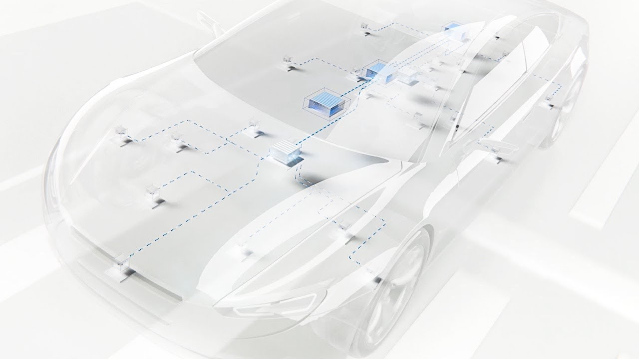 BOSCH TEAMS UP WITH MICROSOFT TO DEVELOP SOFTWARE DEFINED VEHICLE ...