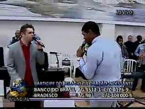 musica do apostolo valdemiro santiago soldado ferido